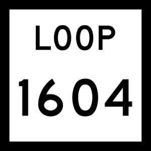 Loop 1604